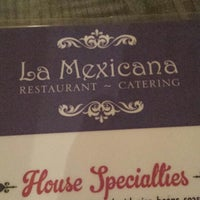 Photo taken at La Mexicana by CLEAN_SET_OF_10 on 7/26/2013