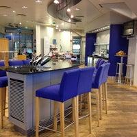 Photo taken at British Airways Terraces Lounge by Silke on 6/1/2013