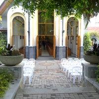 Photo taken at Gereja & Pertapaan Karmel by Gladies O. on 11/11/2012
