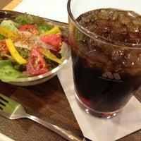 Photo taken at モスカフェ 西銀座店 by Nakagawa T. on 7/1/2013