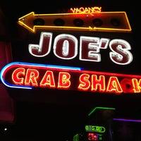Photo taken at Joe's Crab Shack by Albert L. on 7/7/2013