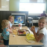 Photo taken at McDonalds by Stephanie A. on 7/16/2014