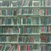 Photo taken at Lehman Social Sciences Library by Daiane K. on 5/14/2014