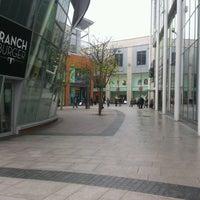 Photo taken at Eden Shopping Centre by Tatjana F. on 11/2/2015