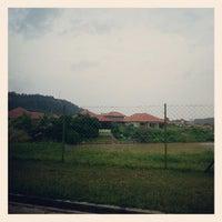 Photo taken at Taman Tunku Sarina by Luwoh on 10/19/2012