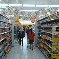 Photo taken at hypermart by Rama W. on 12/8/2012