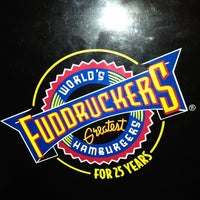 Photo taken at Fuddruckers by Carlo James B. on 9/28/2012
