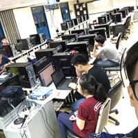 Photo taken at Chandrakasem Rajabhat University by Tulathorn S. on 4/22/2016