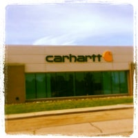 Photo taken at Carhartt Corporate Headquarters by Andre B. on 5/8/2013