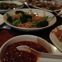 Photo taken at P.F. Chang's by Esma O. on 3/13/2013