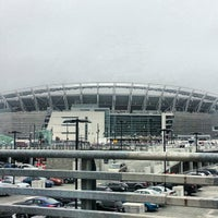 Photo taken at Paul Brown Stadium by Shelly B. on 12/9/2012