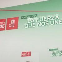 Photo taken at Sede PSOE -A de Cordoba by Antonio O. on 9/24/2014