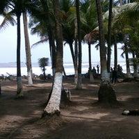 Photo taken at Murud Beach by Prashant V. on 6/23/2013