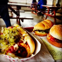 Photo taken at Connors Hot Dog Stand by Davaish S. on 5/4/2014