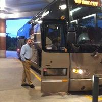 Photo taken at C&J Bus Lines by Salina M. on 10/10/2012