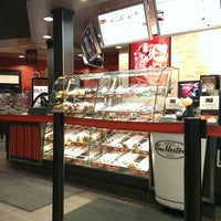Photo taken at Tim Hortons by KW on 1/19/2014
