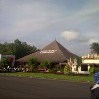 Photo taken at Bandara Radin Inten II Lampung Selatan (TKG) by Bon S. on 5/14/2013