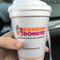Photo taken at Dunkin Donuts by Chris T. on 6/6/2016