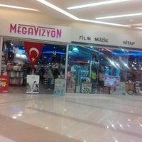 Photo taken at Megavizyon by Önder on 10/29/2012