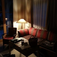 Photo taken at Best Western Plus Berghotel Rehlegg by Sepp W. on 11/17/2012