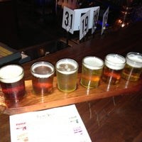 Photo taken at James Squire Brewhouse by Manwinder T. on 7/17/2013