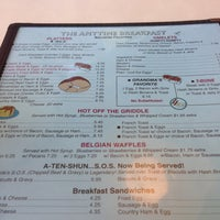 Photo taken at Barnside Diner by Kelly D. on 4/21/2013