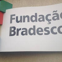 Photo taken at Fundação Bradesco by Rafael M. on 10/4/2012