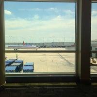 Photo taken at Terminal B by Katie on 5/13/2013