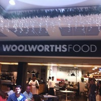 Photo taken at Woolworths by Swv V. on 12/29/2012