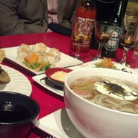 Photo taken at Wild Ginger by Jess Y. on 11/3/2013