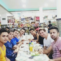 Photo taken at Padaria Esquina Pão by Anderson T. on 11/8/2015