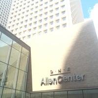 Photo taken at One Allen Center by John Q. on 5/11/2016