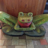 Photo taken at The Froggy Dog by Cathy Y. on 5/24/2013