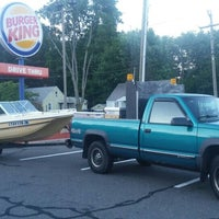 Photo taken at Burger King by Git R Done D. on 6/19/2016