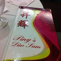 Photo taken at Ping's Seafood by Davina C. on 9/30/2012