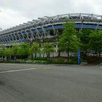 Photo taken at Daejeon Worldcup Stadium by uechi1129 on 5/3/2015