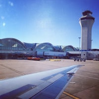 Photo taken at Lambert-St. Louis International Airport (STL) by Matthew H. on 12/21/2012