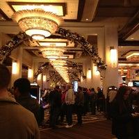 Photo taken at JACK Cleveland Casino by Kelli H. on 12/28/2012
