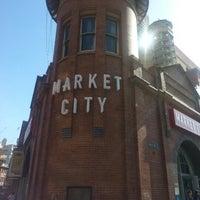 Photo taken at Market City by Mayara D. on 10/18/2012