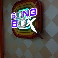 Photo taken at Song Box Karaoke by MyRa S. on 10/20/2012