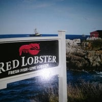 Photo taken at Red Lobster by Isaiah D. on 12/29/2012