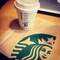 Photo taken at Starbucks by Azeem B. on 10/23/2012