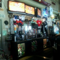 Photo taken at The Abbey Bar by Ron H. on 3/13/2013