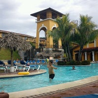 Photo taken at Hotel Allegro Papagayo by Luis M. on 10/22/2012