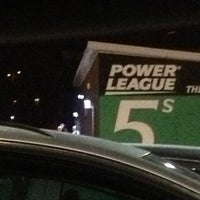 Photo taken at Power League by Simdon- L. on 3/30/2013