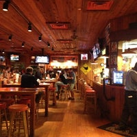 Photo taken at Hooters of Williamsburg by Megan K. on 5/6/2013