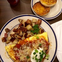 Photo taken at Bob Evans Restaurant by Marc P. on 6/27/2015