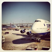 Photo taken at Gate D14 by Andrew B. on 6/3/2013