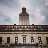 Photo taken at The University of Texas at Austin by Andrew B. on 7/15/2013