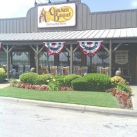 Photo taken at Cracker Barrel Old Country Store by Train W. on 6/20/2013